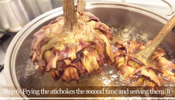 """""""Crispy Artichokes Jewish-style"""" recipe - """"Carciofi alla Giudia""""-ALLA-GIUDIA_FEATUREDcut"""