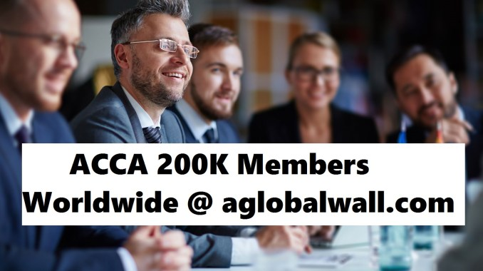 ACCA 200000 Members Worldwide