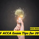 LSBF ACCA Exam Tips for 2018