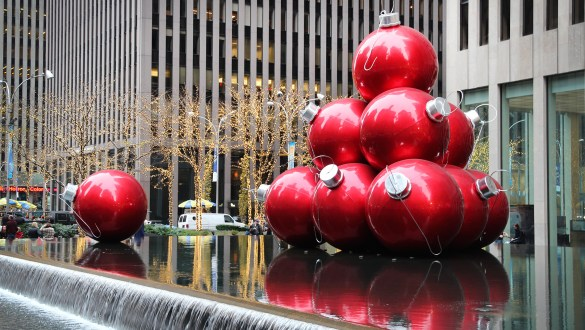 How to have the best ever Christmas in New York City
