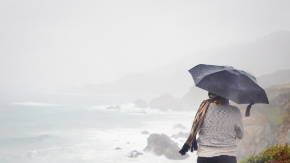 How to cope when bad weather destroys your trip