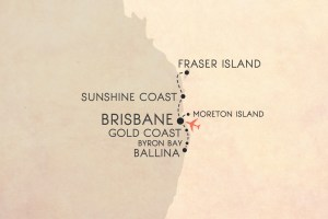 Australia's east coast: 10 day road trip itinerary from Brisbane