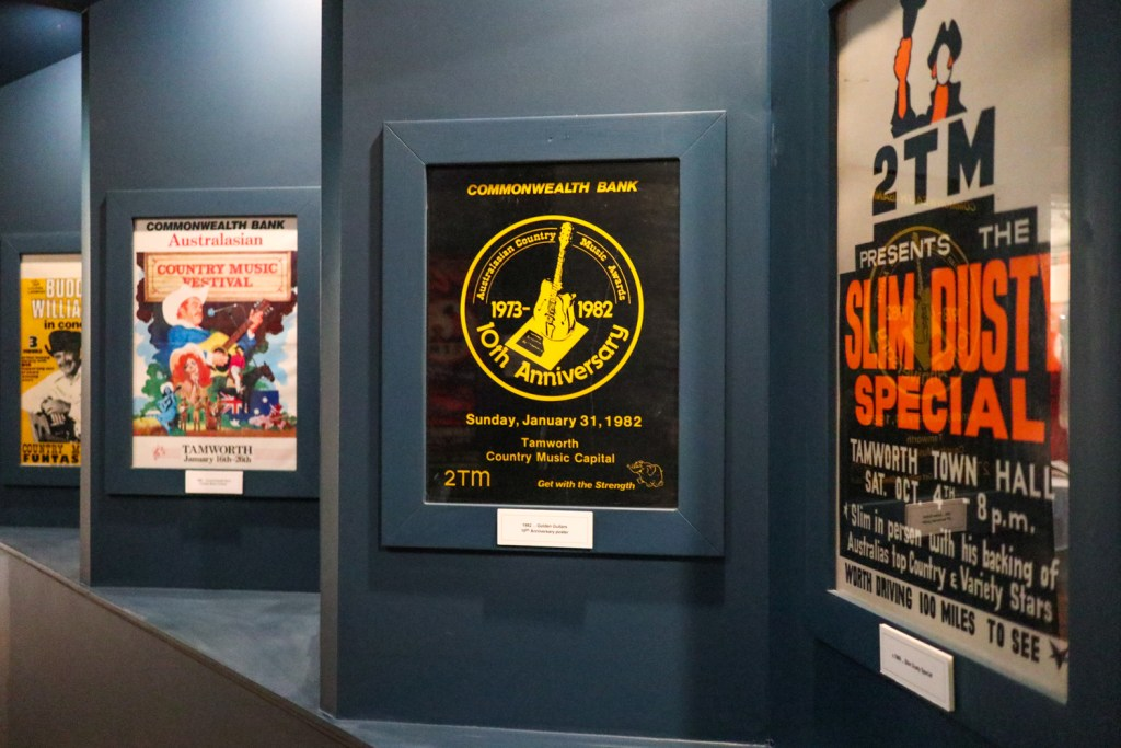 Country Music Hall of Fame, Tamworth, NSW