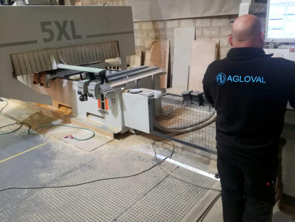 Corte a medida, Canteado y Mecanización con CNC
