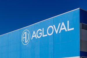Logo Exterior Agloval
