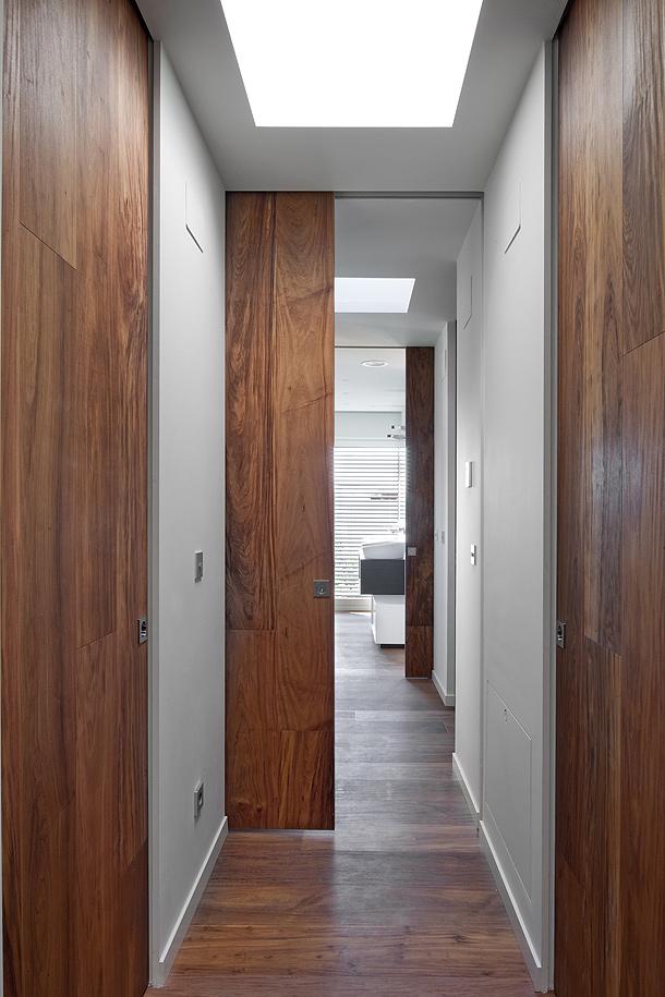 puertas de paso corredera madera_Krona-Ego