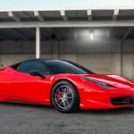 Ag Luxury Wheels Ferrari 458 Italia Forged Wheels