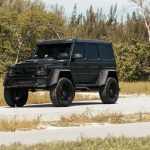 Ag Luxury Wheels Mercedes Benz G500 4x4 Forged Wheels