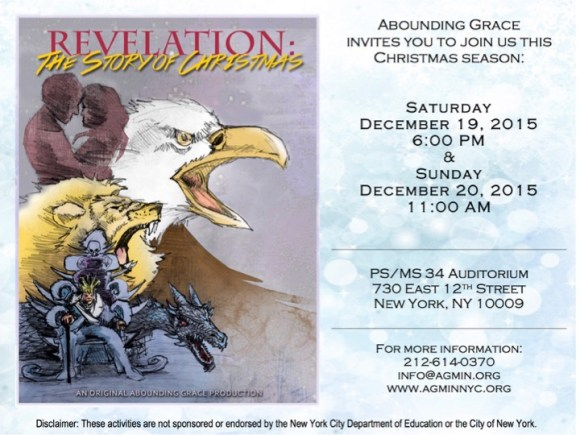 Reveltaion: The Story of Christmas