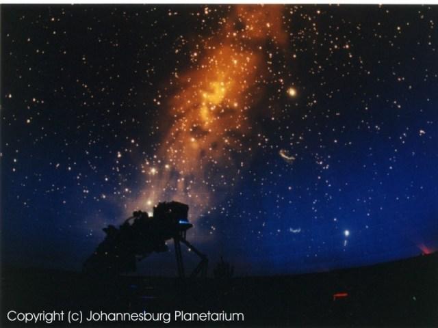 JHB Planetarium - planet2