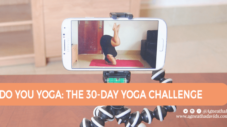 Do You Yoga: The 30-Day Yoga Challenge