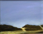Dune Divide 8 x 10 oil on board