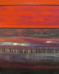 Sunset 100x81