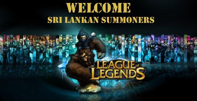 League of Legends (lol) – Sri Lanka ← Agnilam