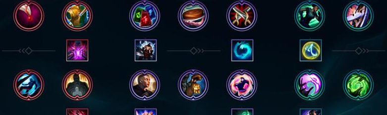 League of Legends All Mastery Information in One Picture (Cheat Sheet / Quick reference Guide)