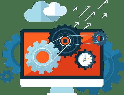 Internet marketing website design