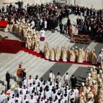 Insight: Holy Mother  Church's Papal Coronation
