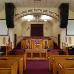 Study: Churchgoers want good sound system, better music