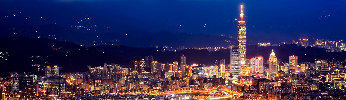 Xinyi-Featured photo-Xinyi District at night