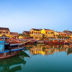 会安, 越南
