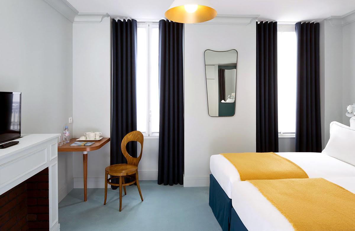 Bars in Paris-France-nightlife-Celeste Hotel Paris Batignolles