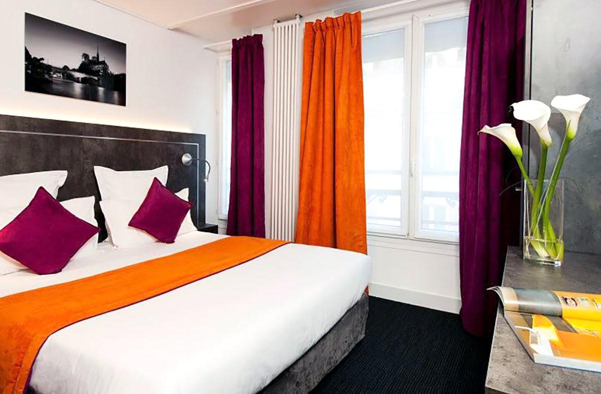 Bars in Paris-France-nightlife-Hotel Du Plat d'Etain