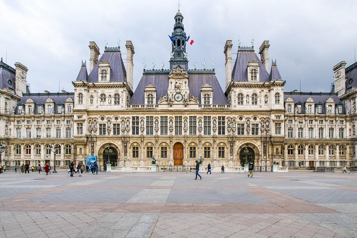 Cheap hotels in Paris-Hotel-de-Ville