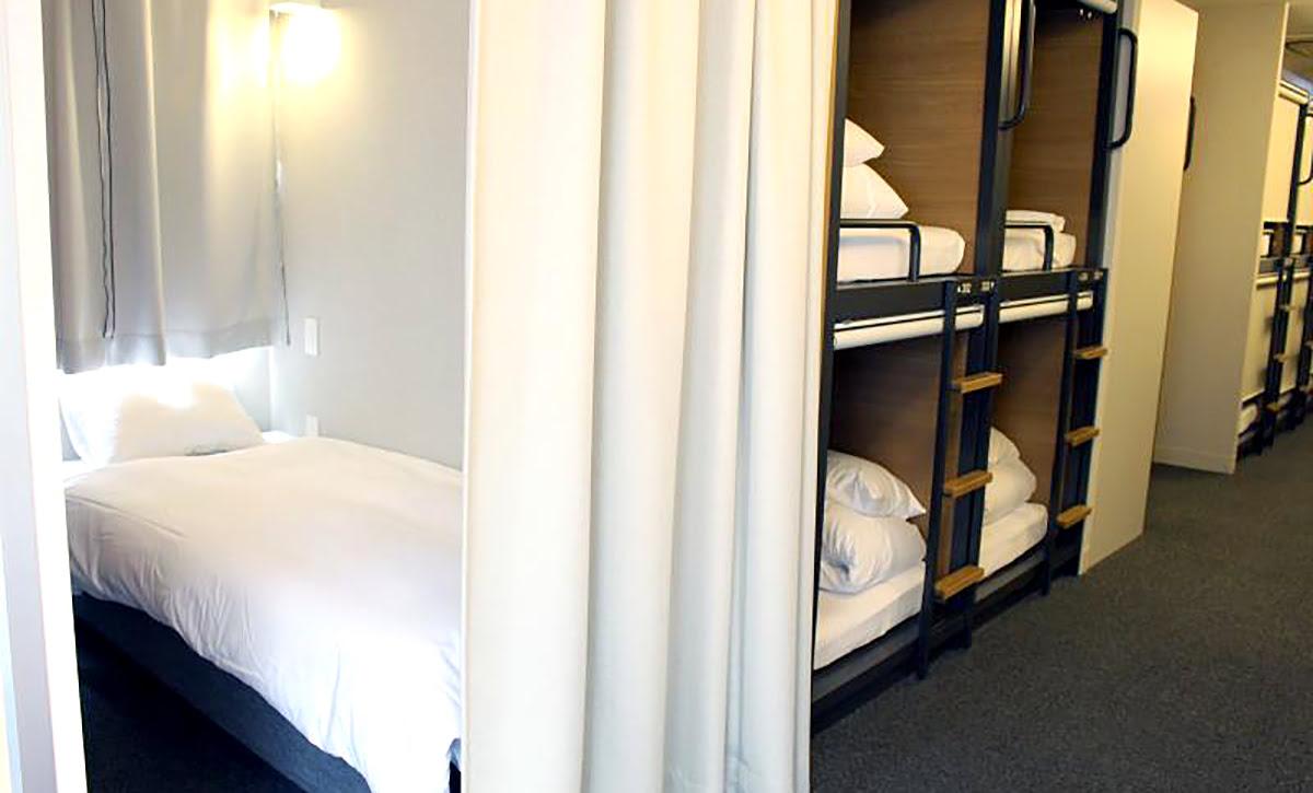 Cheap hotels in Tokyo-Japan-Grids Tokyo Akihabara Hotel & Hostel