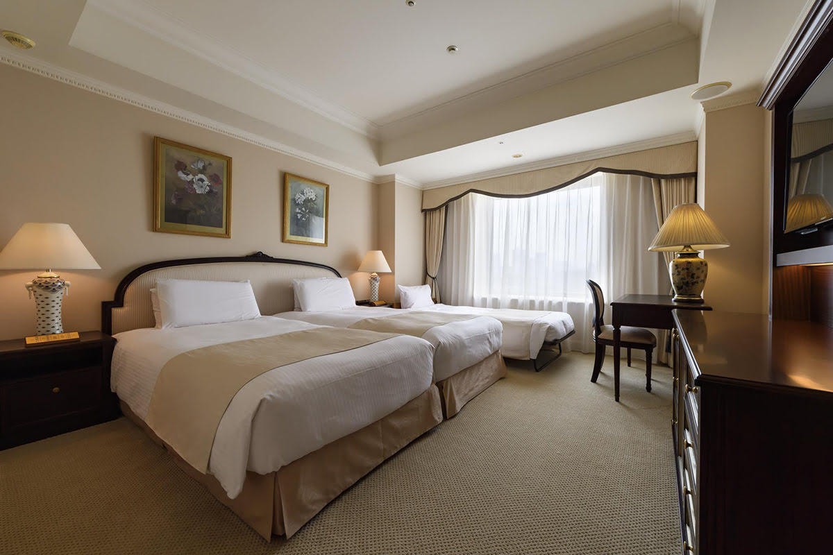 Family hotels in Tokyo-Dai-ichi Hotel Tokyo
