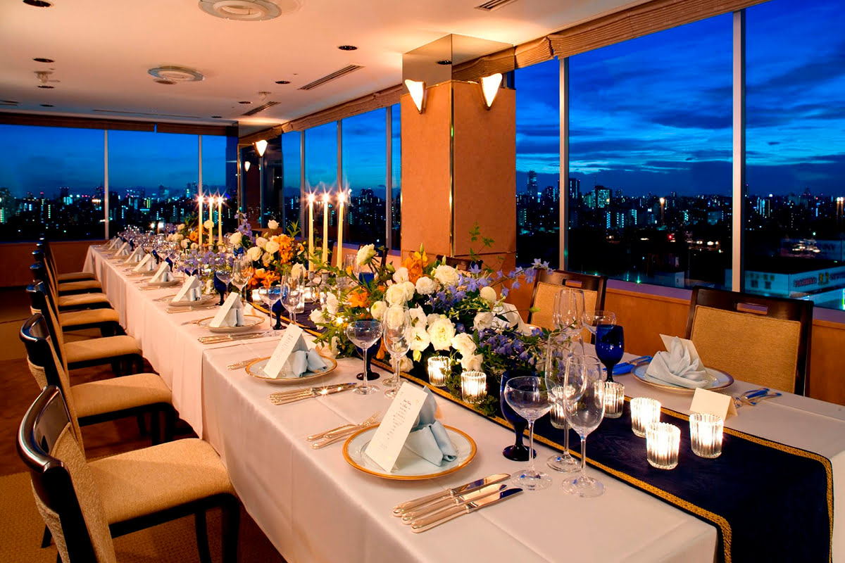 Family hotels in Tokyo-Hotel Lungwood