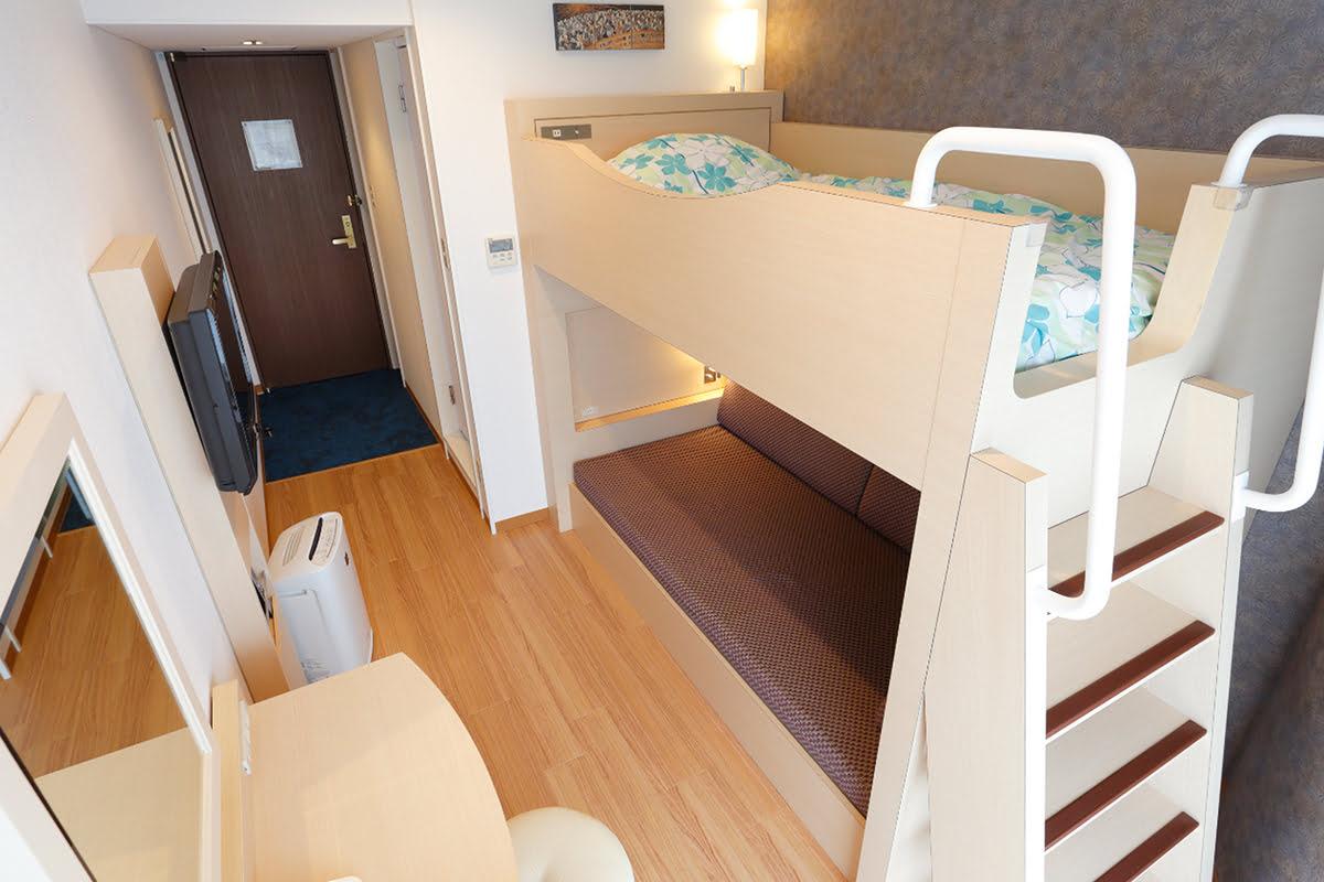 Family hotels in Tokyo-Ryogoku View Hotel