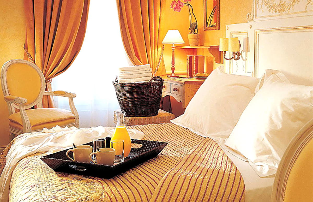 Paris attractions-travel France-Hotel Gavarni Paris