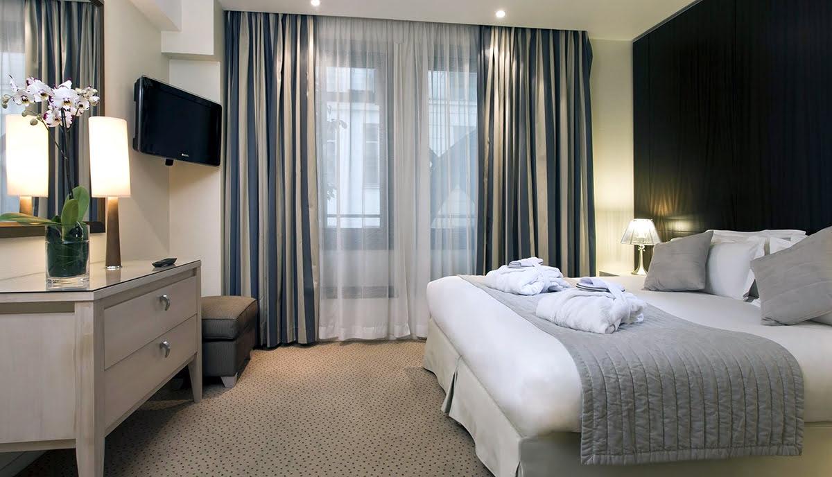Paris attractions-travel France-Le Pera Hotel