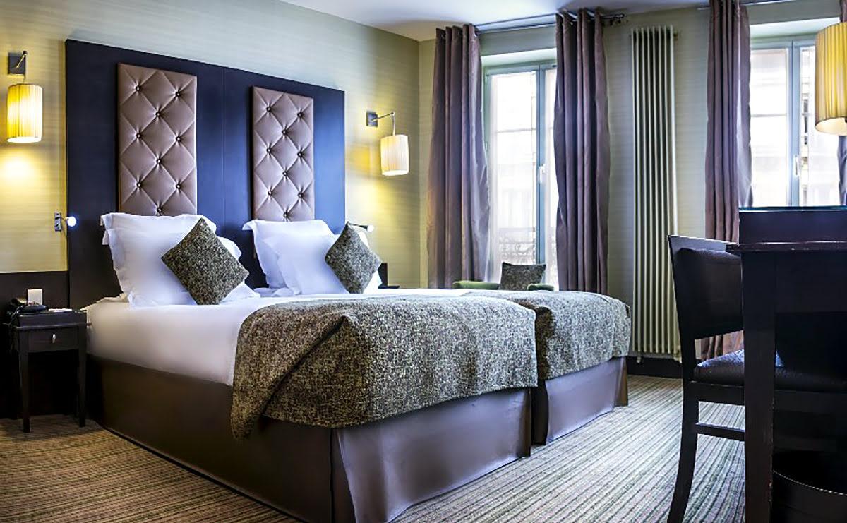 Paris itinerary-Paris 3 day itinerary-France-Elysees Bassano Hotel