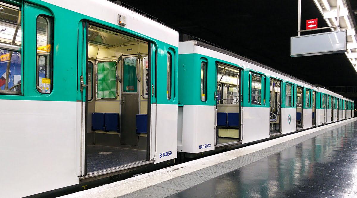 Paris itinerary-Paris 3 day itinerary-France-Paris metro