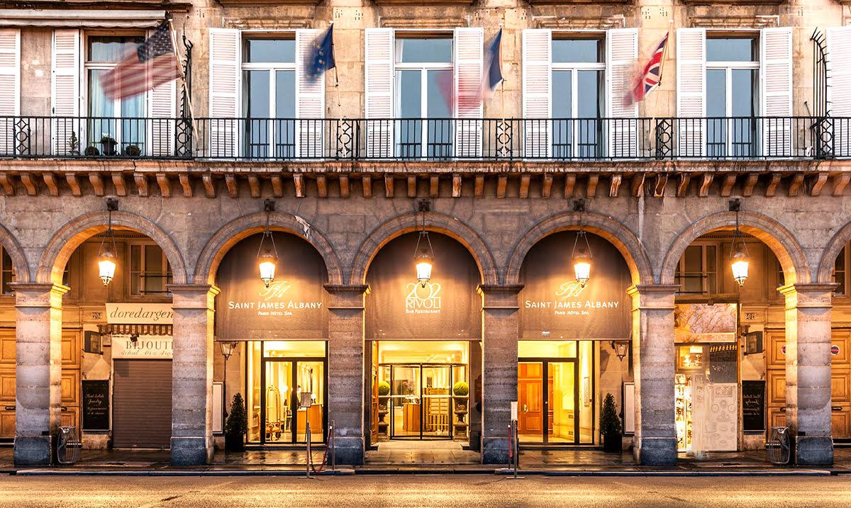 Paris itinerary-Paris 3 day itinerary-France-Saint James Albany Paris Hotel Spa