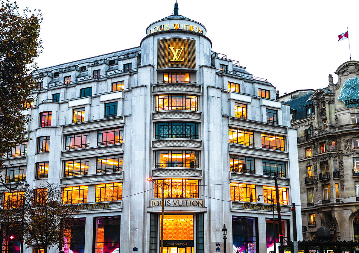 Paris shopping-France-Triangle d'Or-Golden Triangle