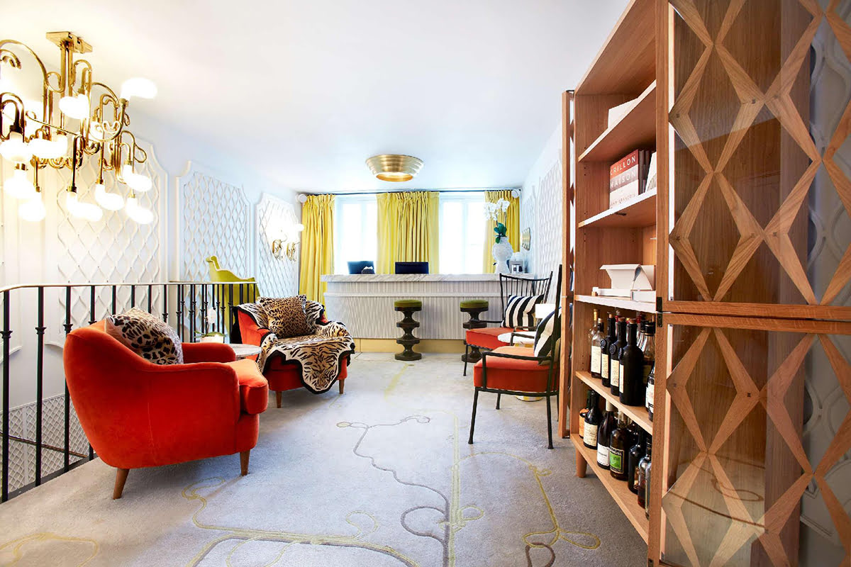 Things to do in Paris-Hotel Thoumieux