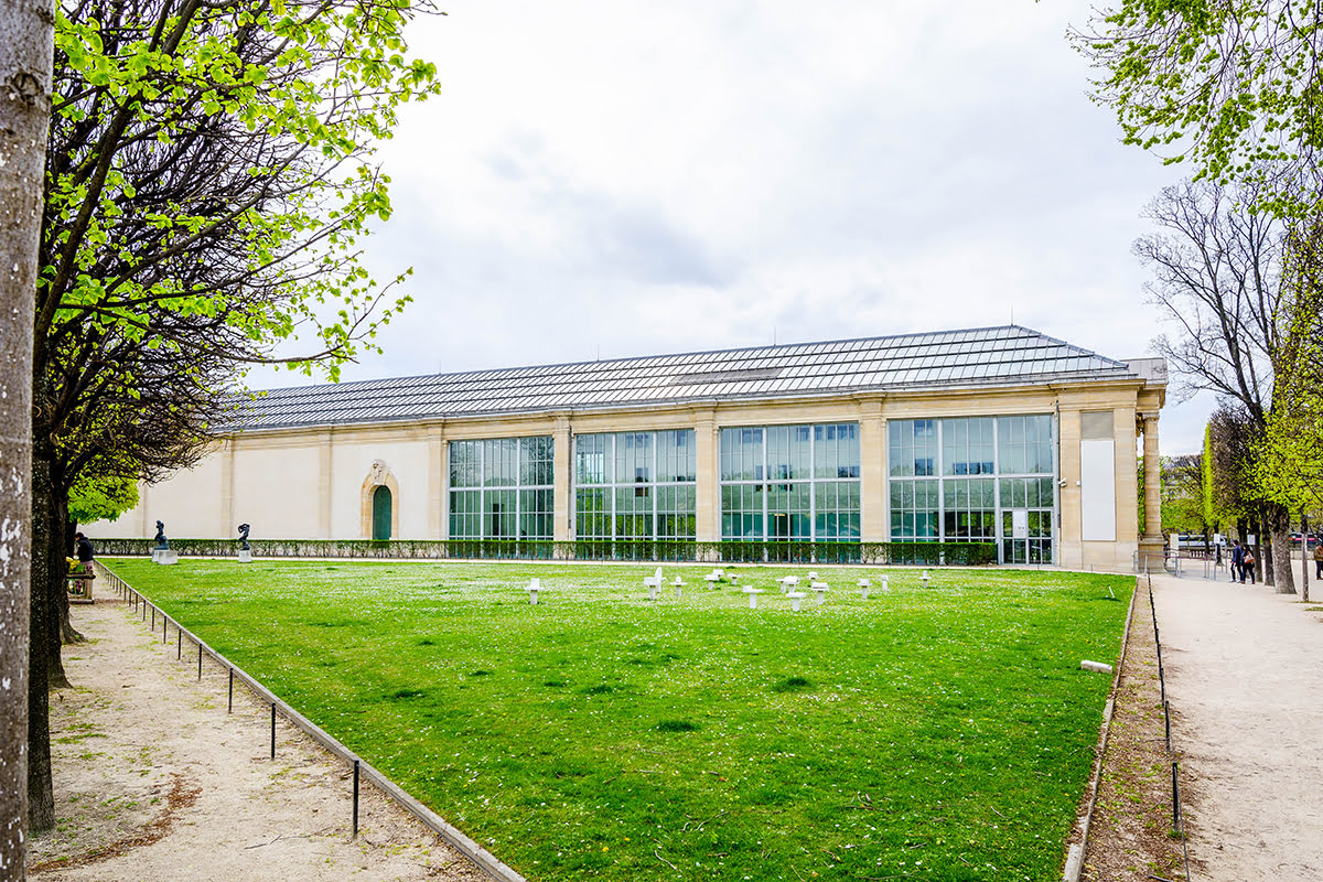 Things to do in Paris-Musee de I'Orangerie Museum