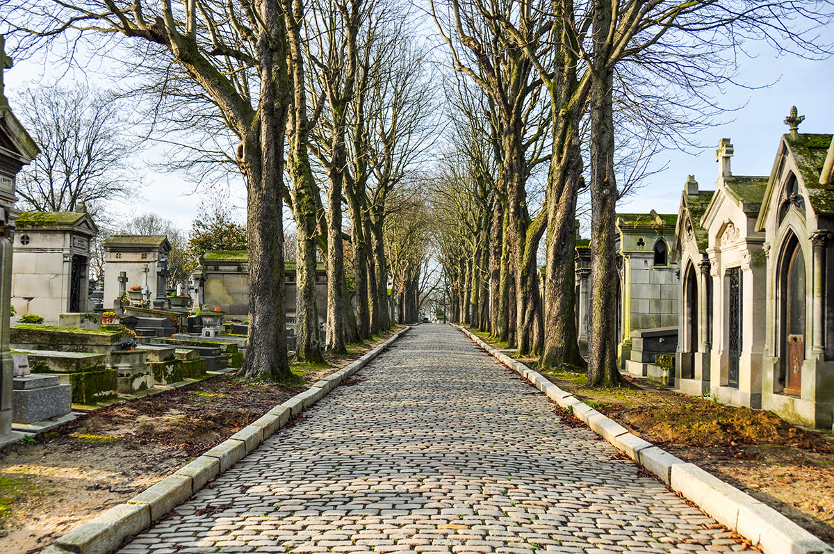 Things to do in Paris-Pere Lachaise Cemetery