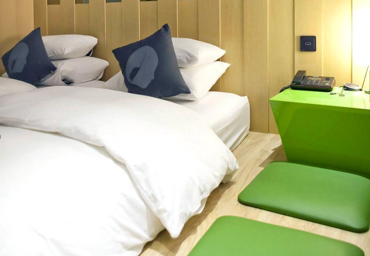 Where to stay in Seoul-South Korea-Hotel The Designers Hongdae