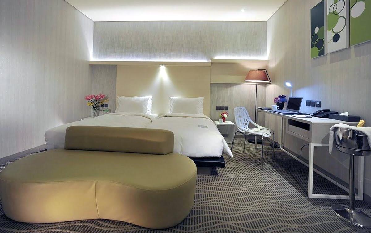 Where to stay in Taipei-Taiwan-Taipei 101 SPARKLE Hotel