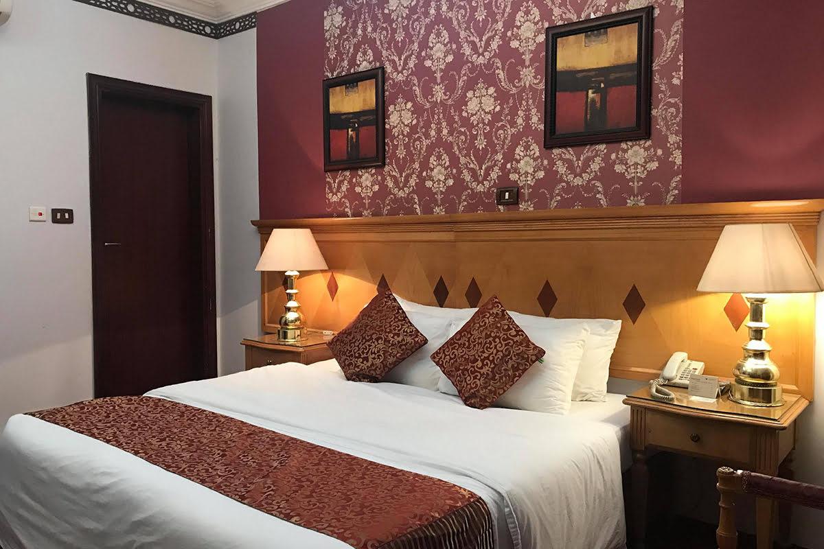 Meilleurs hôtels de Djeddah-Al Murooj Kareem Hotel