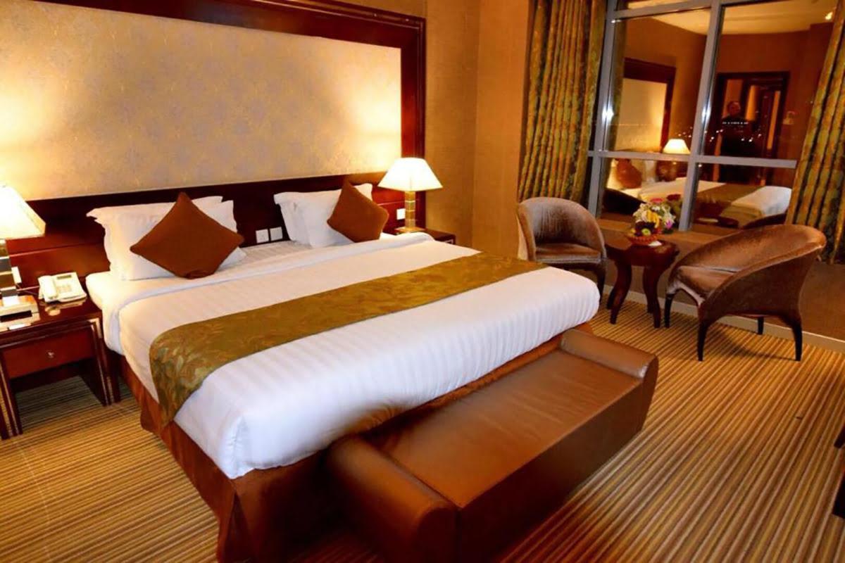 吉達精選住宿-Garden Palace Hotel