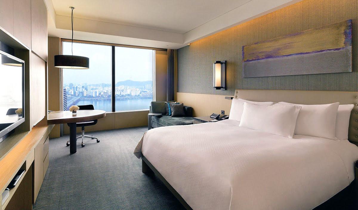 Best hotels in Seoul-South Korea-Conrad Seoul