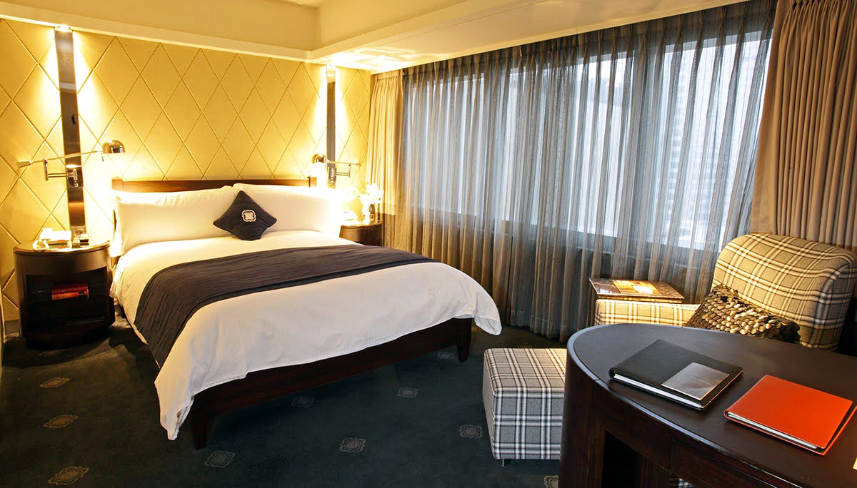 Best hotels in Seoul-South Korea-Grand InterContinental Seoul Parnas