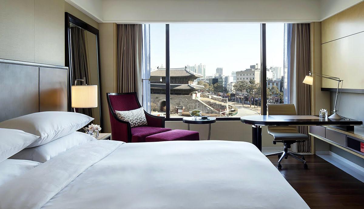 Best hotels in Seoul-South Korea-JW Marriott Dongdaemun Square