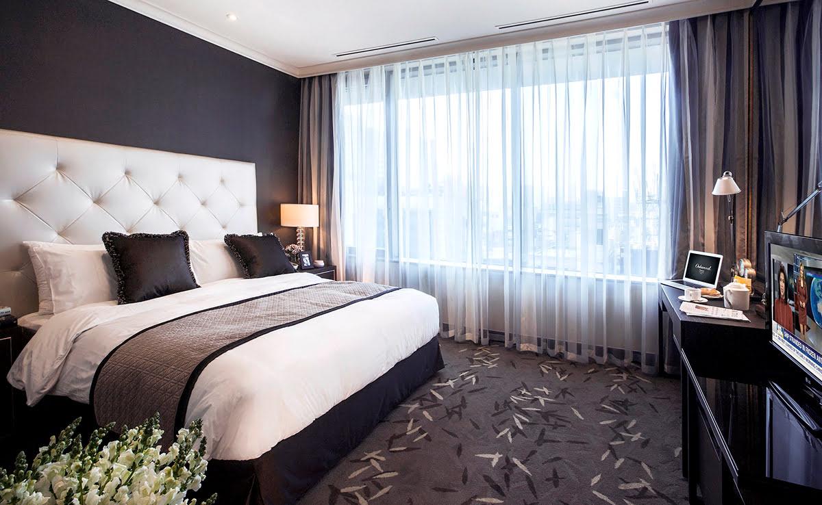 Best hotels in Seoul-South Korea-Oakwood Premier COEX Center