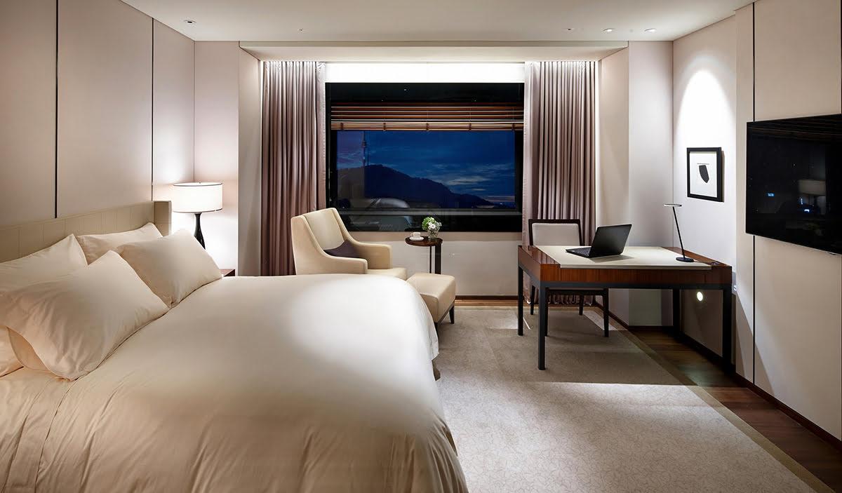 Best hotels in Seoul-South Korea-The Shilla Seoul