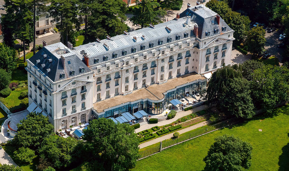Day trips from Paris-France-travel-Waldorf Astoria Versailles Trianon Palace